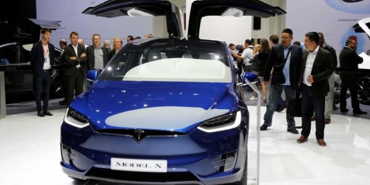 Tesla annonce des livraisons en hausse de 70% au 3e trimestre