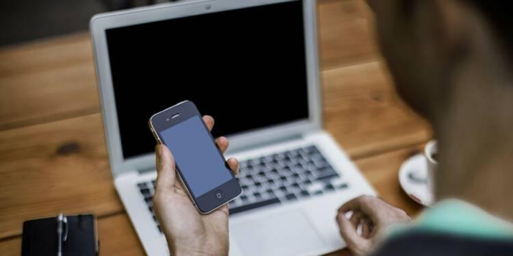 Enfin les Français se ruent sur la banque en ligne