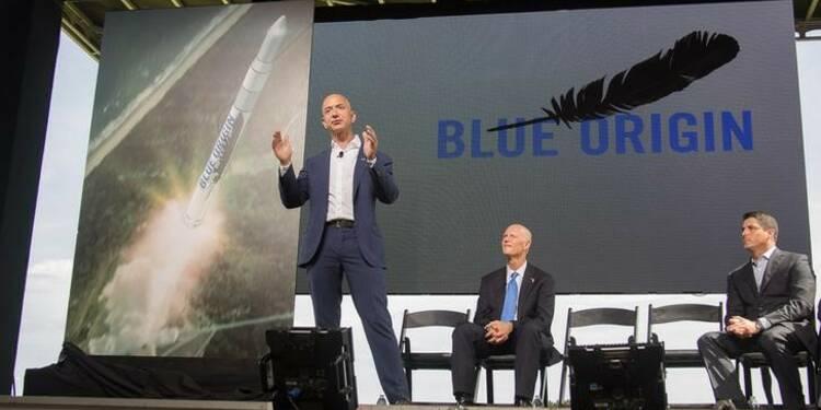 Blue Origin (Amazon) signe un premier contrat avec Eutelsat