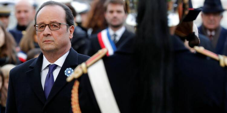 Hollande et Trump partagent la volonté de travailler ensemble