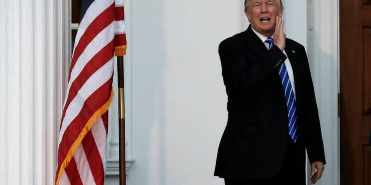 Donald Trump face au risque des conflits d'intérêts