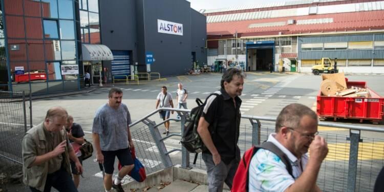 Alstom: les syndicats reçus à leur tour par le gouvernement