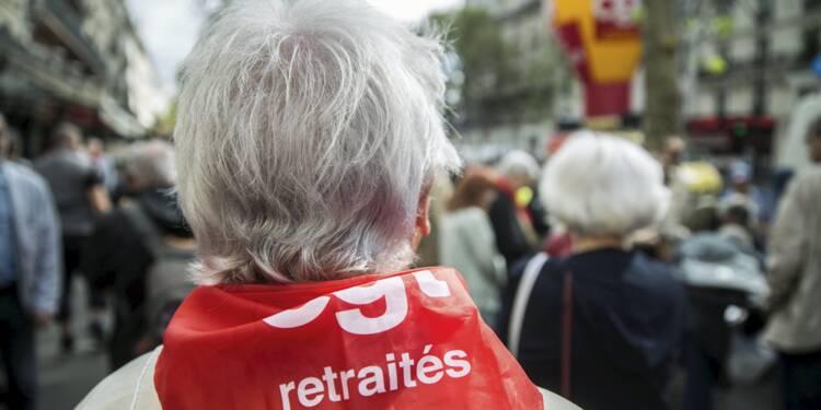 Quand la non revalorisation des pensions pousse les retraités dans la rue