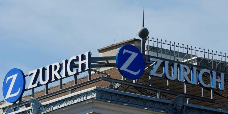 Zurich vise un ratio de dividende de 75%