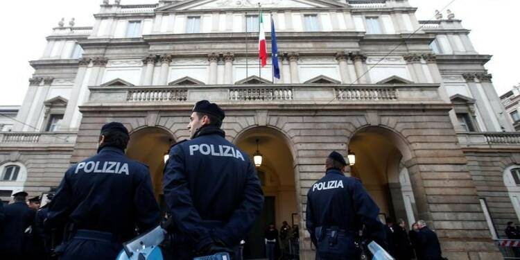 Attentat de Berlin: La même arme a été utilisée en Allemagne et en Italie, selon la police