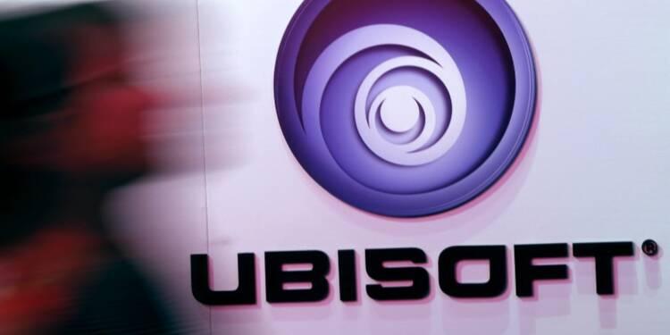 Vivendi franchit à la hausse le seuil de 24% du capital d'Ubisoft