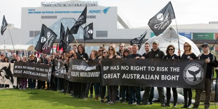 BP renonce à forer dans la Grande baie australienne