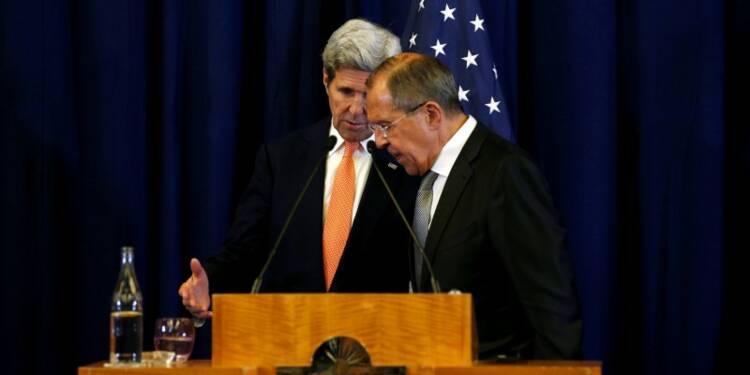 Accord USA/Russie à Genève, les combats se poursuivent en Syrie