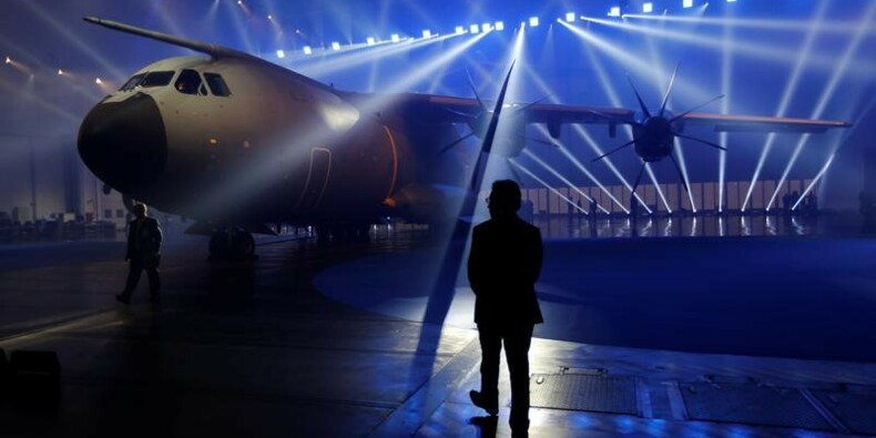 Airbus demande une réunion européenne sur l'A400M