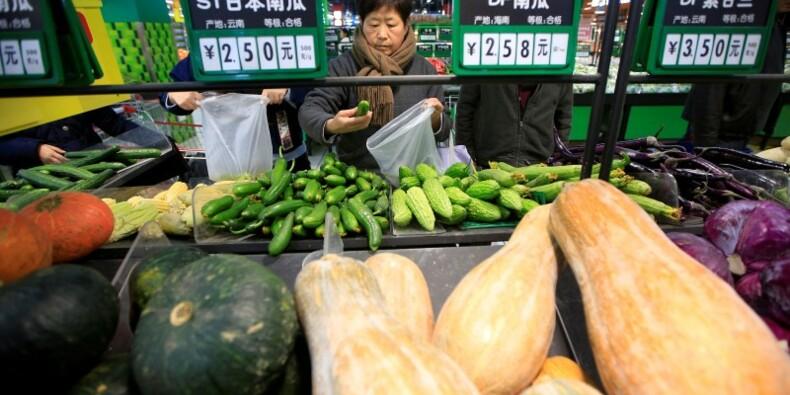 L'inflation chinoise suggère une stabilisation de l'économie