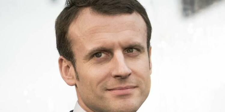 VIDEO : Quand Macron appelle les chercheurs américains à fuir Trump et s'installer en France