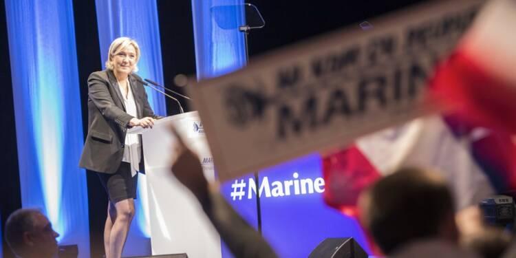 Programme de Marine Le Pen: immigration, Europe, économie...Ce qu'elle fera si elle est élue