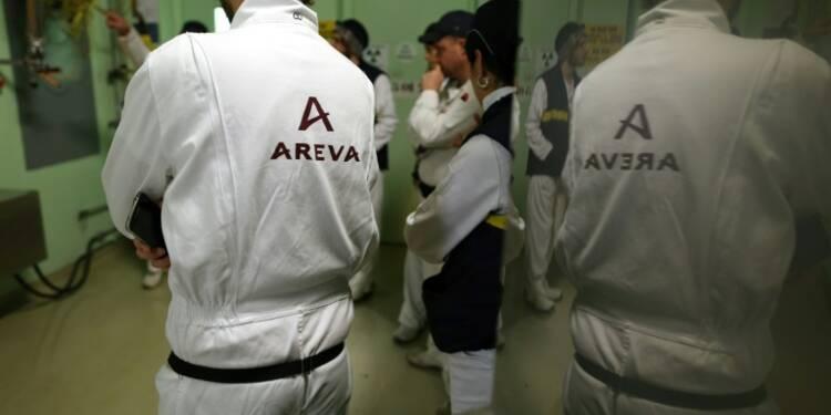 Areva: des milliers de salariés en moins mais autant d'activité