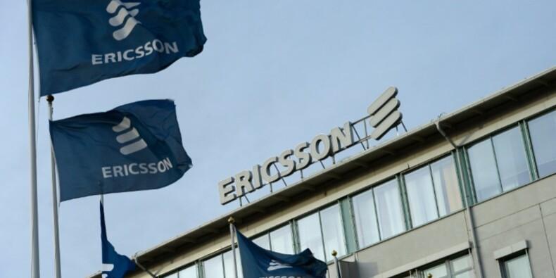 Ericsson annonce la suppression de 3.000 emplois en Suède