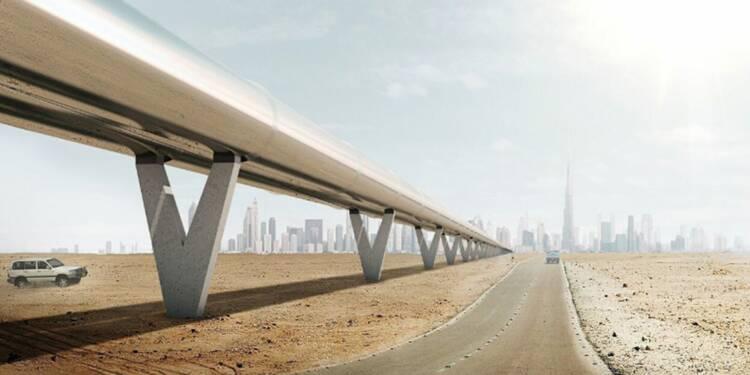 L'Hyperloop, c'est pour bientôt ... mais à Dubaï