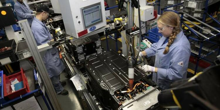 Coup de frein à la productivité américaine au 4e trimestre