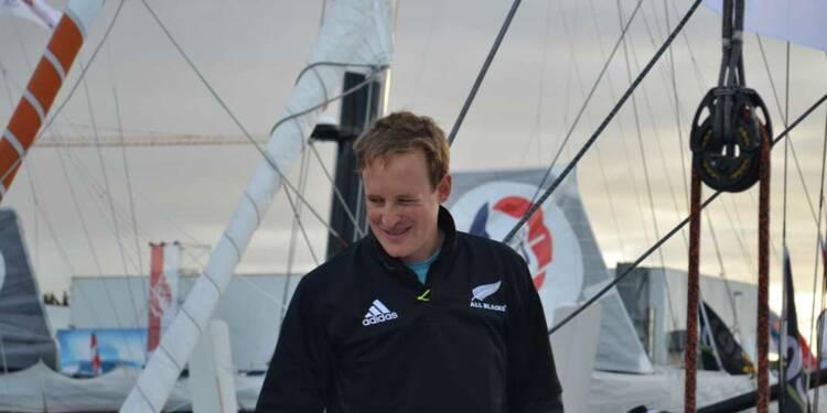 Vendée Globe : Conrad Colman revient sur sa belle aventure sportive et ses mésaventures financières