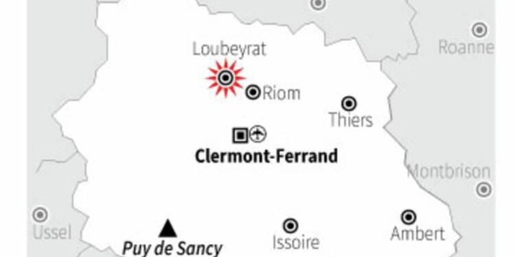 Incendie dans un centre pour migrants dans le Puy-de-Dôme