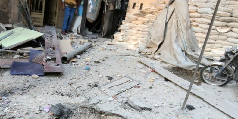 L'offensive sur Alep s'intensifie, la France veut une résolution