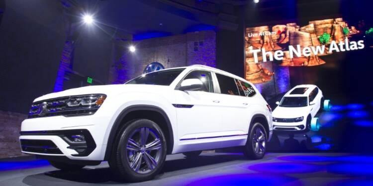 A Detroit, l'industrie automobile surveille les tweets de Trump