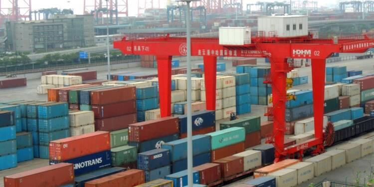 Chine: les échanges commerciaux dégringolent en juin