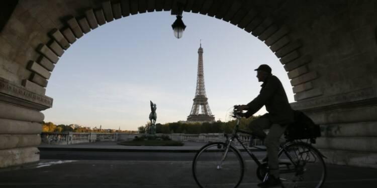 """Deuxième édition de la """"Journée sans voiture"""" à Paris"""