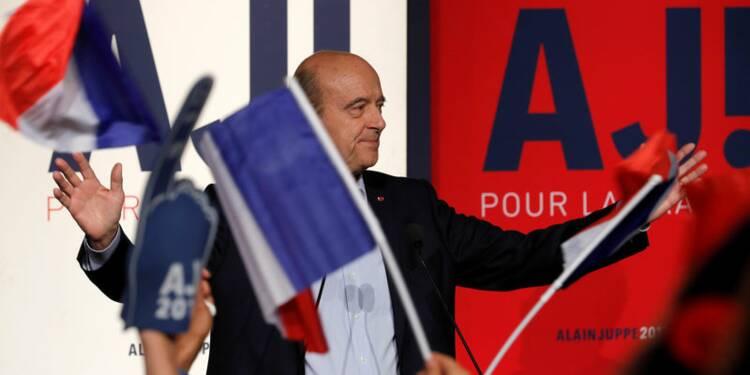 Juppé toujours nettement devant Sarkozy à la primaire