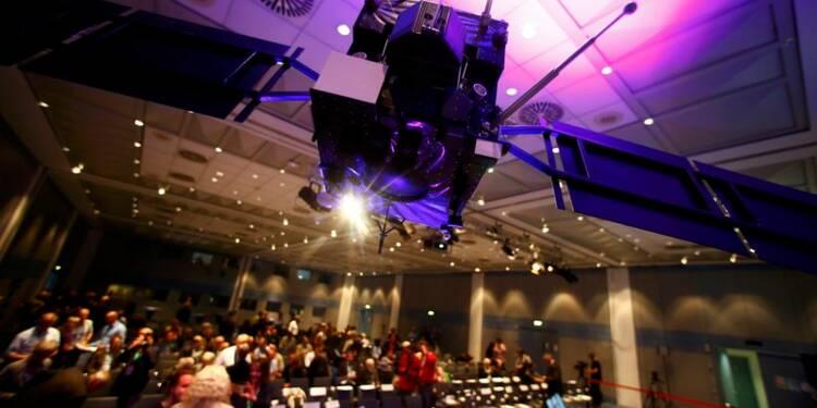"""La mission Rosetta s'est écrasée sur la comète """"Tchouri"""""""
