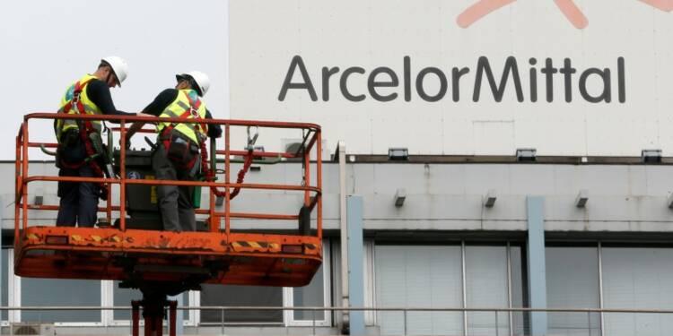 ArcelorMittal prudent sur la Chine, optimiste ailleurs