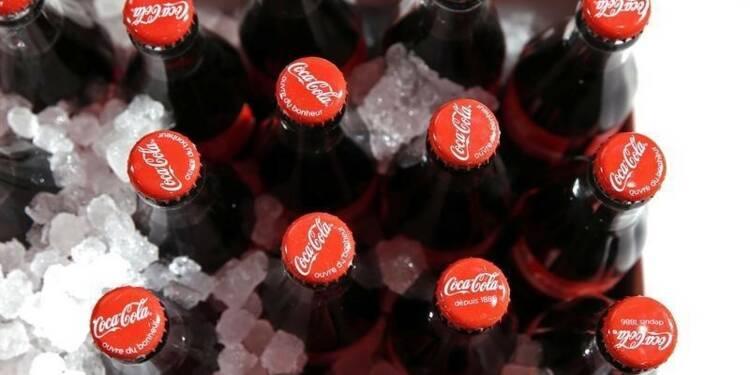 Coca-Cola met l'accent sur la réduction du sucre dans ses sodas