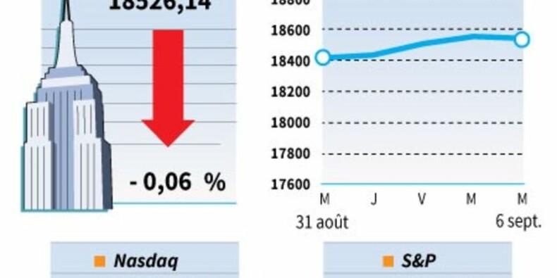 Wall Street finit sans grand changement malgré la Fed et Apple