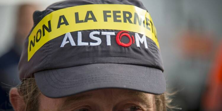 Alstom et l'Etat mettent la main à la poche pour sauver Belfort