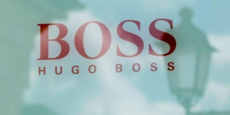 Hugo Boss vise un retour à la croissance pour 2018 seulement