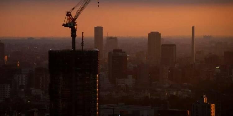 Le PIB japonais révisé à la hausse à 1,2% au 4e trimestre