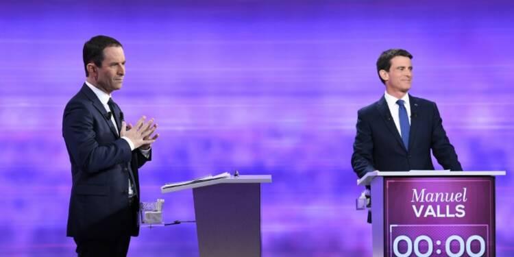 Valls et Hamon divergent sur le projet de Notre-Dame-des-Landes