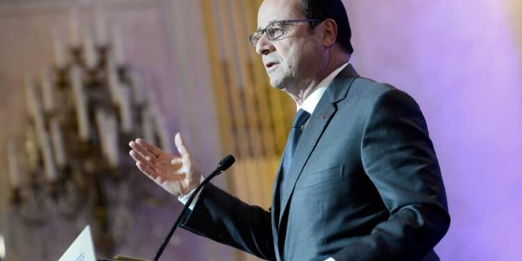 Hollande contre un vote de gauche à la primaire de droite