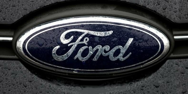 Ford voit ses résultats 2017 baisser par rapport à 2016