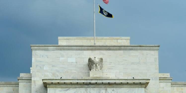 Etats-Unis: reprise d'une réunion monétaire de la Fed