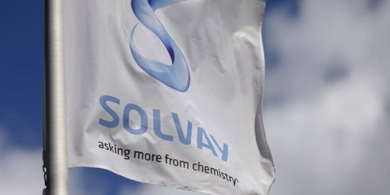 Solvay optimiste pour le 4e trimestre après une marge bénéficiaire record