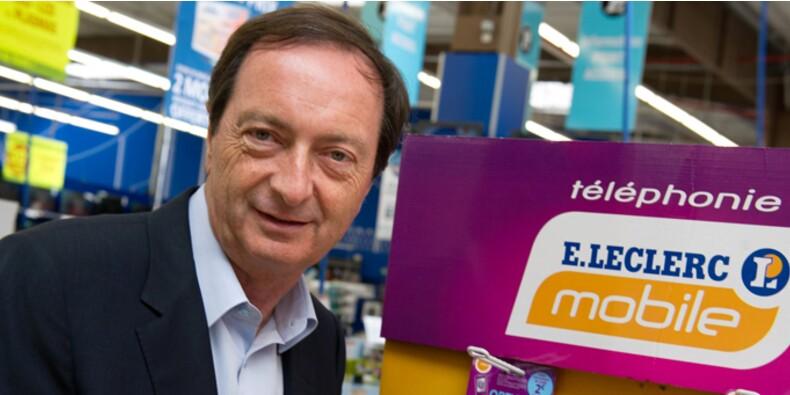 """Michel-Edouard Leclerc : """"Non, nous ne voulons pas être le nouvel Amazon !"""""""