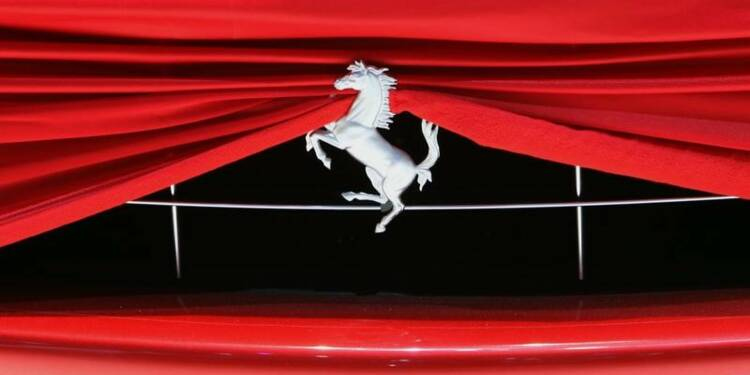 Ferrari relève sa prévision de résultat annuel