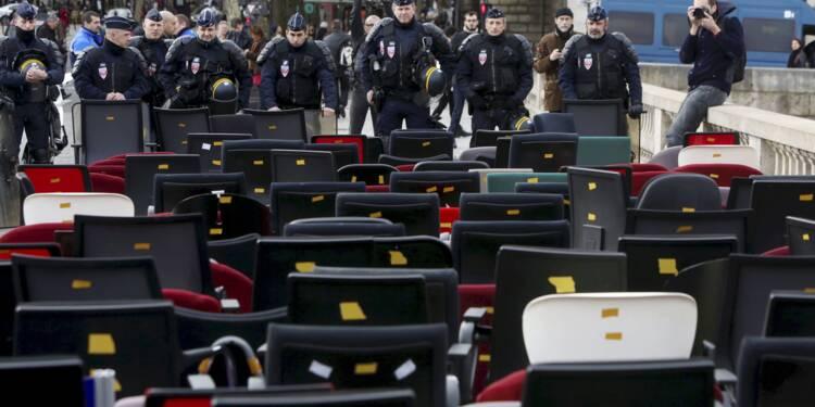 """Le """"faucheur de chaises"""" de l'agence BNP relaxé"""