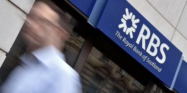 RBS reste handicapée par les litiges et les restructurations