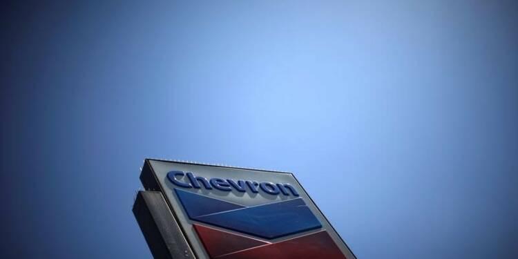 Le bénéfice de Chevron au 4e trimestre déçoit, le titre chute