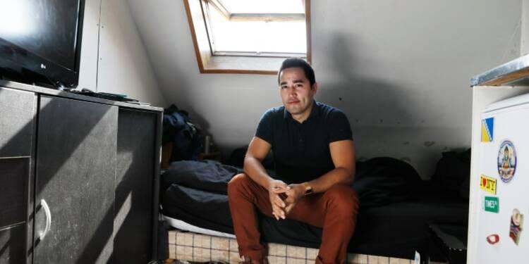 """Vivre dans une """"cage à poule"""", le quotidien de milliers de Parisiens"""