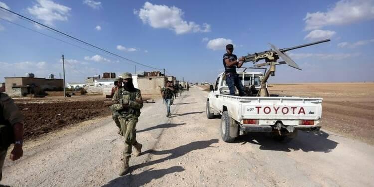 Les rebelles syriens ont pris à l'EI le village symbole de Dabiq