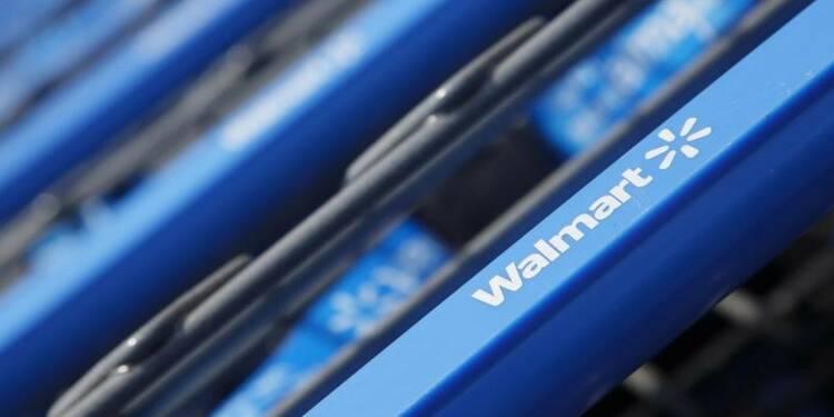 Les ventes comparables de Wal-Mart ratent le consensus