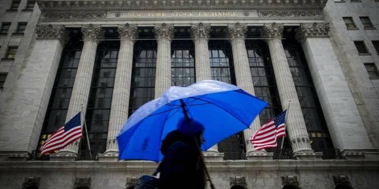Wall Street et ses records à l'épreuve du discours de Trump