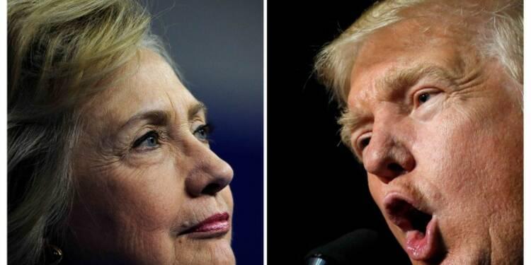 Hillary Clinton devance Donald Trump en Floride, un Etat décisif