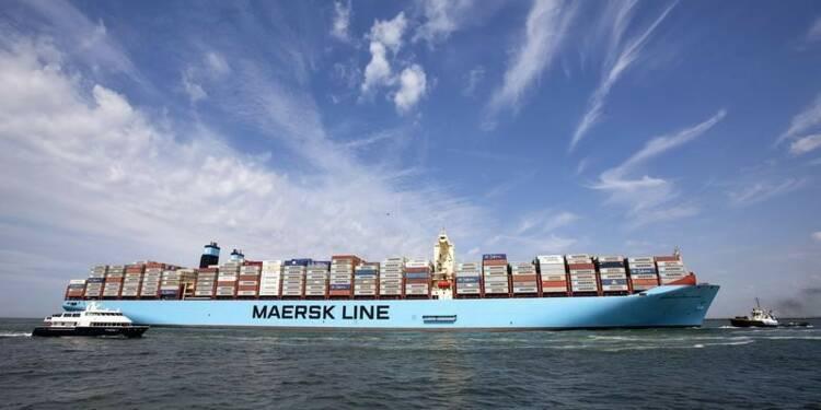Moller-Maersk voit son bénéfice chuter de 44% au 3e trimestre